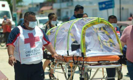 Covid-19 Quintana Roo: 7 muertos y 39 contagiados este viernes
