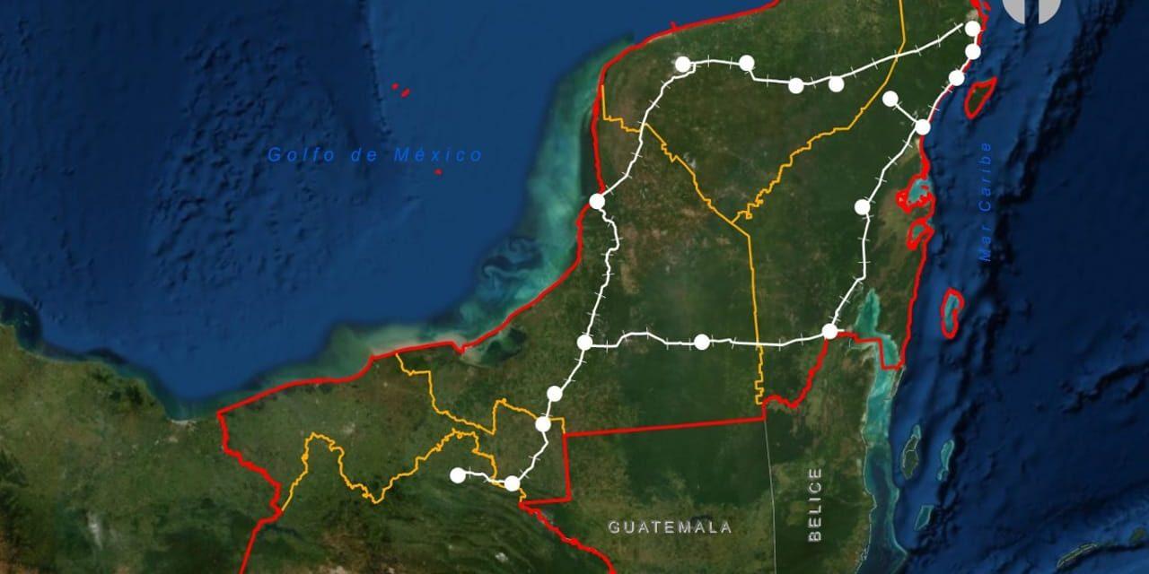Definido constructor de Tramo 3, de Calkiní a Izamal, del Tren Maya