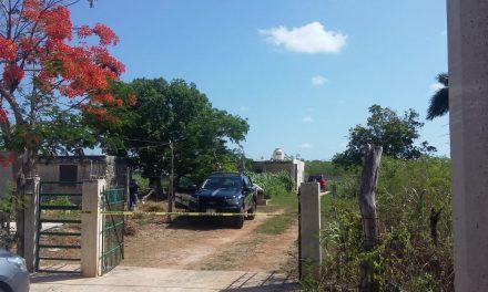 Misteriosa muerte de adulto mayor en rancho de Conkal