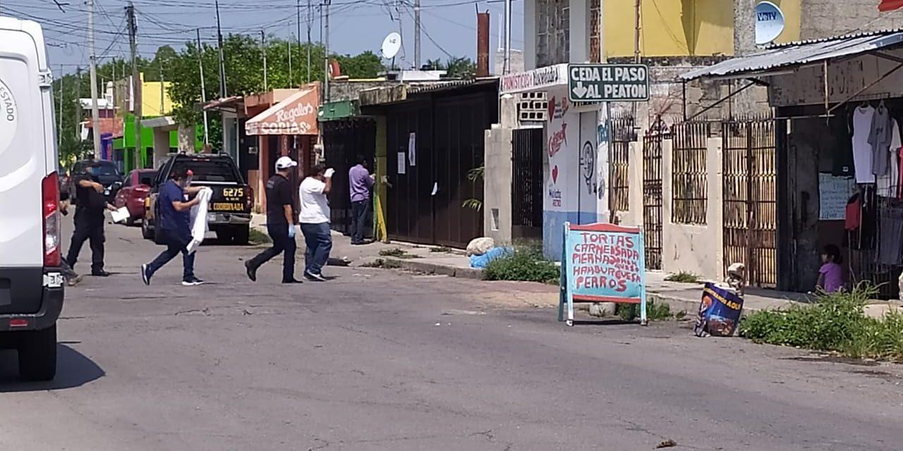 Adulto mayor se desvanece en calle de colonia Santa Rosa y muere