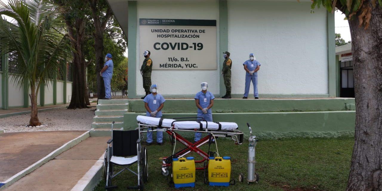 Activada Unidad Operativa de Hospitalización del 11 Batallón de Infantería