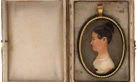 Subastarán uno de los primeros retratos de Josefa Ortíz de Domínguez