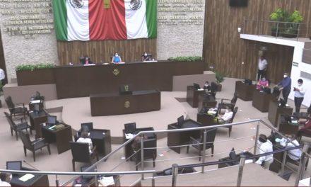 Bloque PRI-Morena rechaza empréstito para reactivación en Yucatán