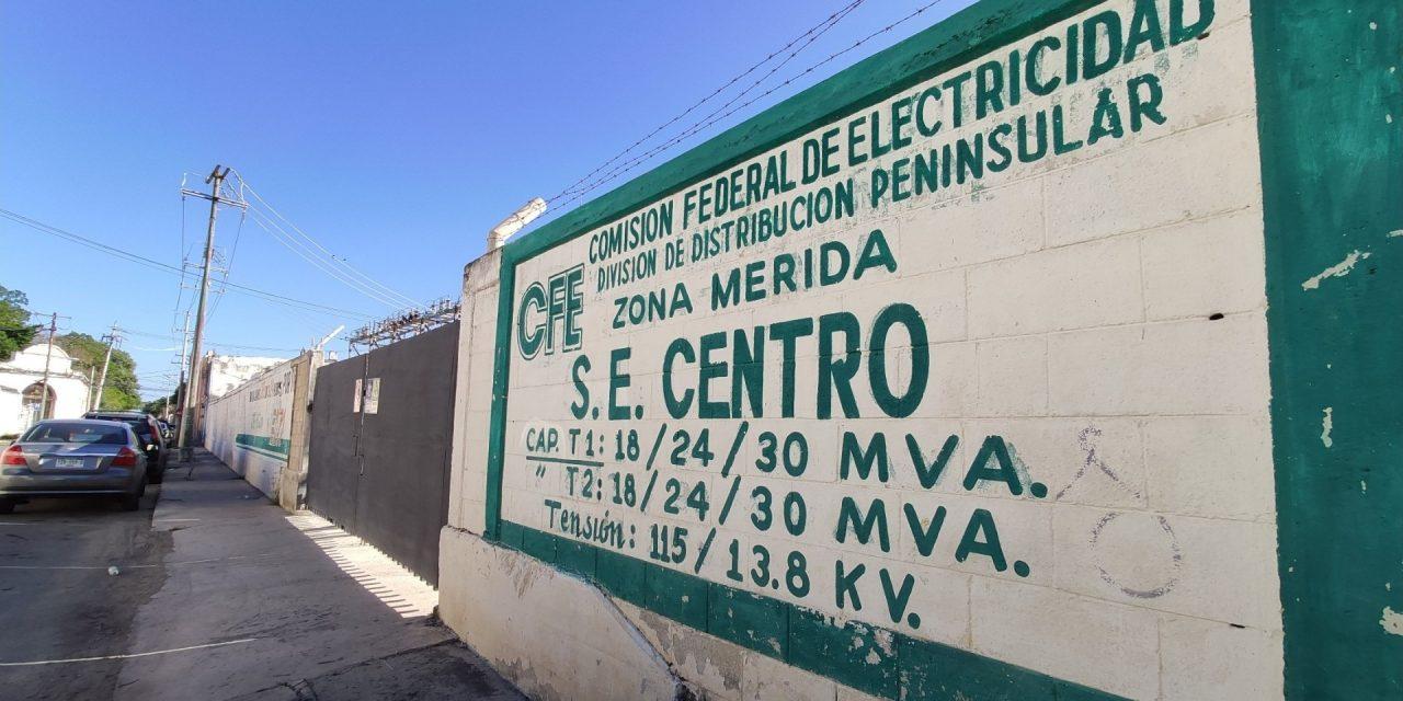 Recurren ciudadanos en Mérida a la asesoría municipal contra CFE