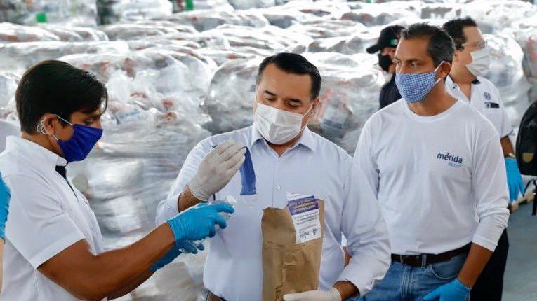 Unen voluntades en Mérida a favor de los vulnerables
