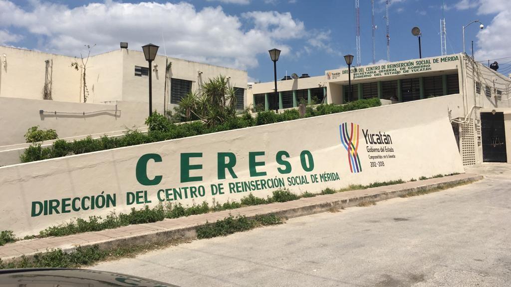 Muere por Covid-19 reo del Cereso de Mérida; cerca de cumplir condena
