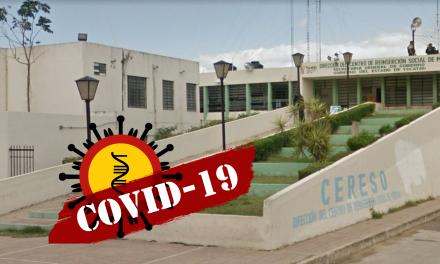 Acumulan penales de Yucatán 13 positivos de Covid-19, según CNDH