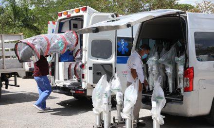 """Aminora Covid-19 en Yucatán; se contagia """"municipio de la esperanza"""""""
