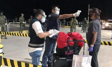 Cozumel, de paraíso de cruceros a 'salvavidas' de 144 mexicanos