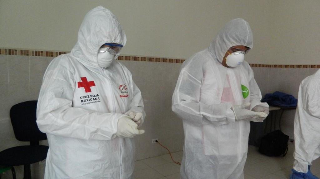 Fase crítica de Covid-19 Yucatán: 6 muertos y 39 contagiados este jueves
