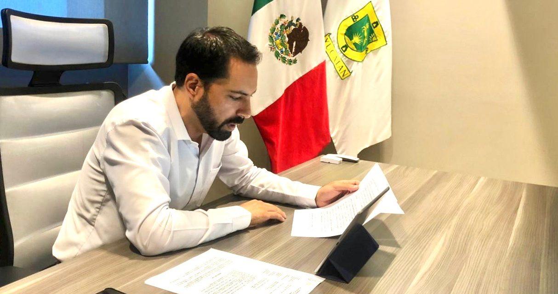 """Concilian estados """"semáforo"""" para reapertura económica el 1 de junio"""