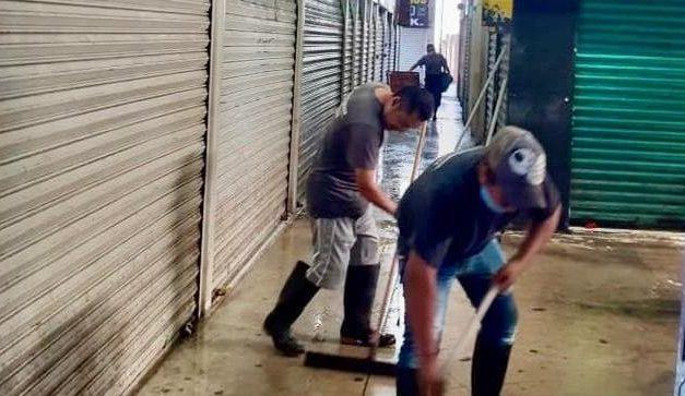 Focos de contagio: cierran por 14 días mercados de San Benito y Lucas de Gálvez