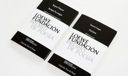 Convoca Fundación Loewe a XXXIII edición de Premio Internacional de Poesía