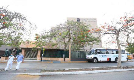 Propagación viral alta en primer domingo de reapertura en Yucatán