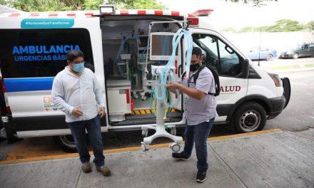Abuelo de 93 años, entre 12 muertos y 88 contagiados en Yucatán