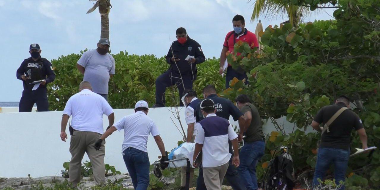 """Muere primo de """"Pepillo Origel"""" ahogado en playa de Cozumel"""