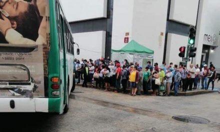 Fallan movilidad y control de personas en centro de Mérida, según Canaco