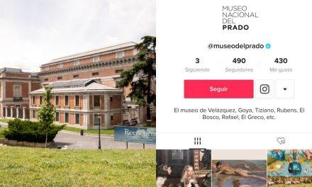 Museo del Prado apuesta por red social Tik Tok para acercarse a jóvenes