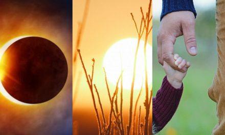 Fin de semana: eclipse solar, llega el verano y es Día del Padre el más largo de año