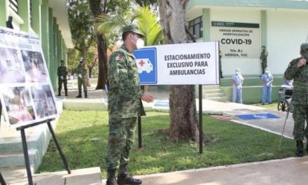 ¿En descenso? Tres muertos y 30 contagiados este domingo en Yucatán