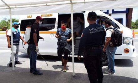 Martes de 13 muertos y 81 contagiados por virus en Quintana Roo