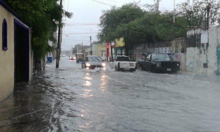 Amanecer de lluvias en Campeche, Yucatán y Quintana Roo