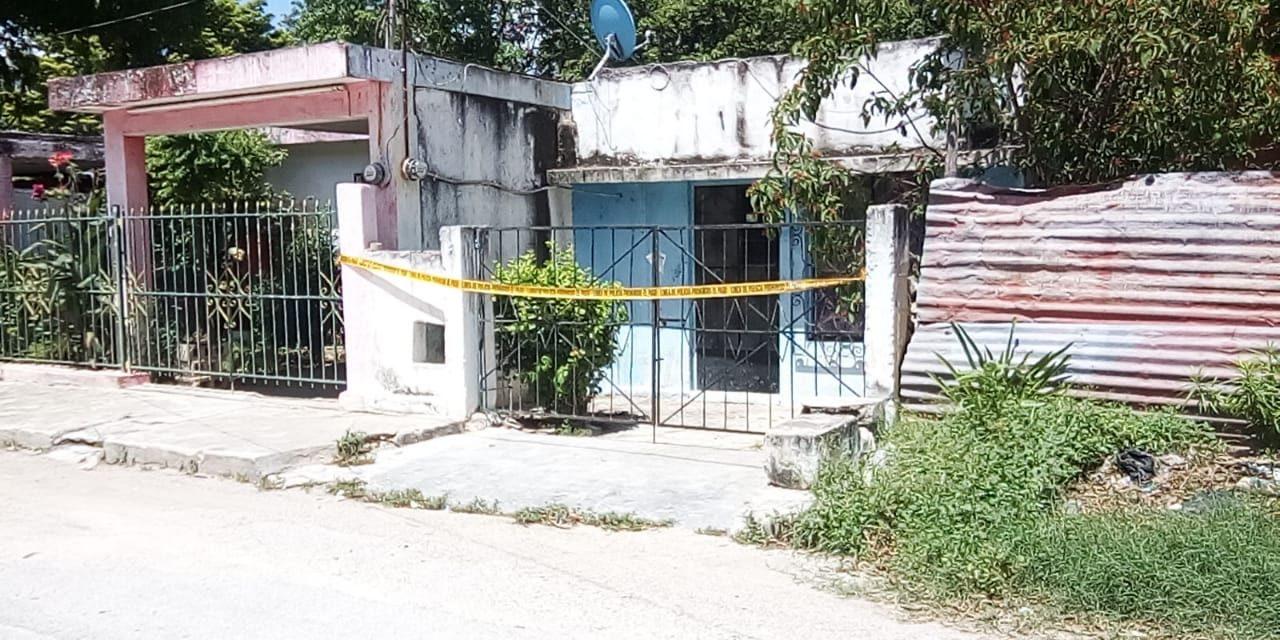 Otro abuelo muere solitario en colonia de Mérida