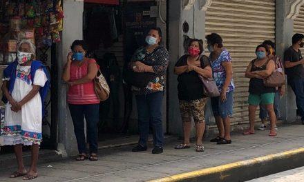 Sigue Yucatán en naranja; 6 muertos y 58 contagiados este jueves