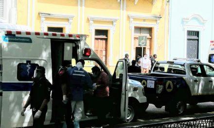 Desalojan viejo edificio de Casa Hogar en Mérida