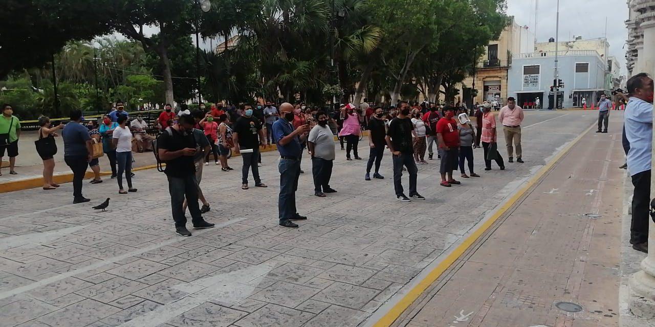 Desesperados, locatarios del Lucas de Gálvez claman mayor apertura