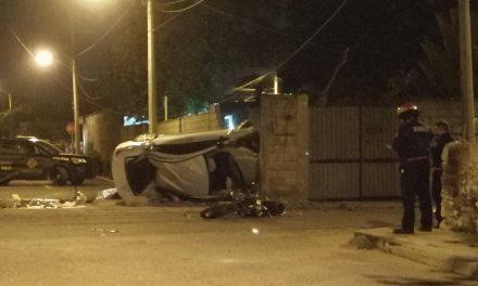 Persecución fatal: muertos y lesionados en la Salvador Alvarado Sur (Video)