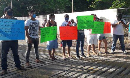 'Limitan' apoyo para artesanos y guías de turistas de Chichén Itzá