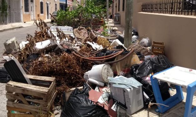 Distorsionan descacharrización y la convierten en 'campaña de basura'
