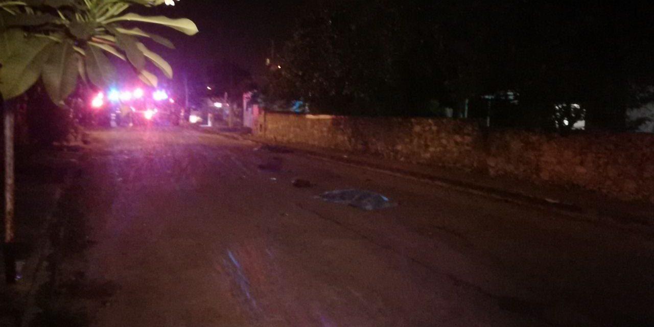 Niño de 2 años, entre 4 muertos en persecución policíaca en Mérida