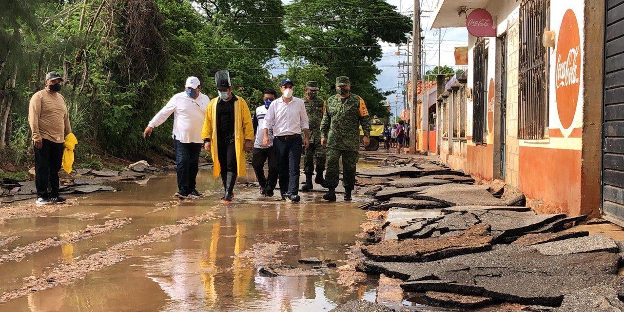 Municipios y comunidades del sur de Yucatán, con urgencia de ayuda