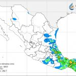 Oxkutzcab registra la mayor cantidad de lluvia de todo el país