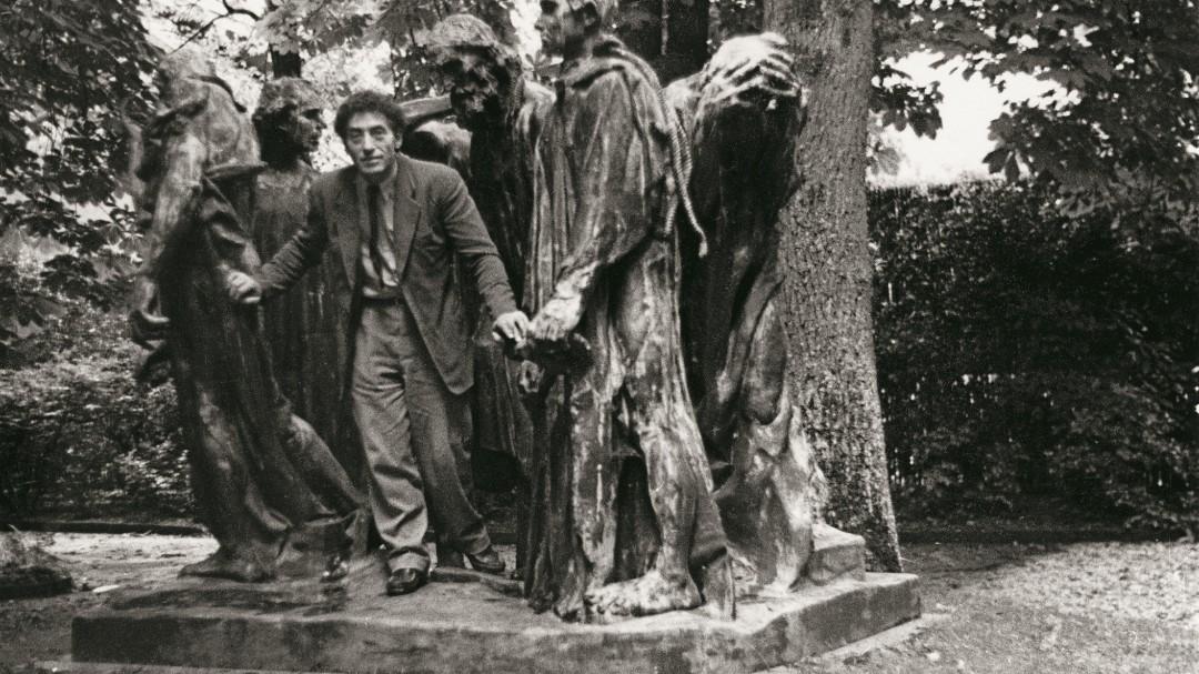 Reabre Fundación Mapfre exposición Rodin-Giacometti con medidas sanitarias