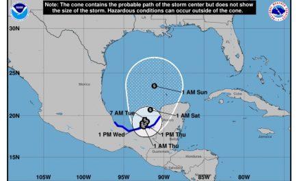 Lluvias intensas sin mayores daños; evacúan a 30 familias en Yaxcabá