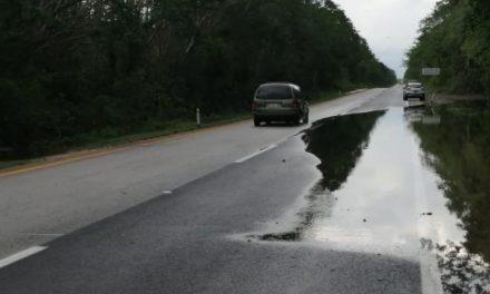 Reabierto en totalidad tramo de autopista Mérida-Cancún