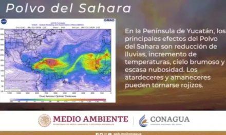 Polvo del Sahara podría aumetar mortalidad de personas con efermedades como COVID-19