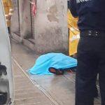 Caminaba bajo llovizna en el centro de Mérida y muere