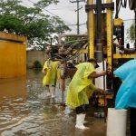 Construcción de emergencia en Mérida: 190 pozos profundos por lluvias