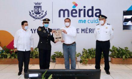 Programa DARE de Mérida, con reconocimiento nacional