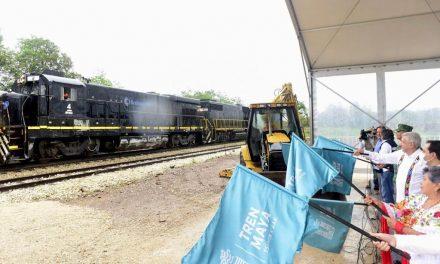 Central afín a Morena acapara contrataciones en tramos de Tren Maya
