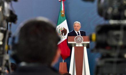 'No a dinero sucio en las elecciones', anticipa López Obrador
