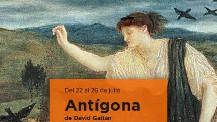 """""""Antígona"""", del mexicano David Gaitán, en Teatro Romano de Mérida, España"""