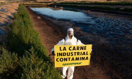 España es el país de UE que más carne consume, según Greenpeace
