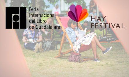 Feria del Libro de Guadalajara y Hay Festival: Premio Princesa de Asturias de Comunicación y Humanidades