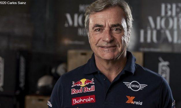 Gana piloto español Carlos Sainz Premio Princesa de Asturias de los Deportes
