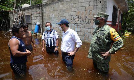 Busca Yucatán Declaratoria de Desastre Natural en 75 municipios